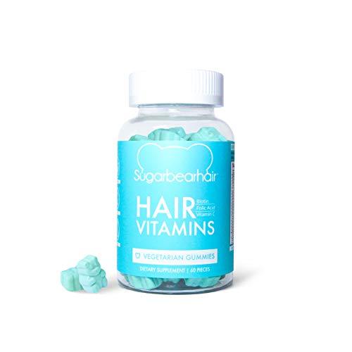 Sugarbearhair Hair Vitamins, 60 Stück -