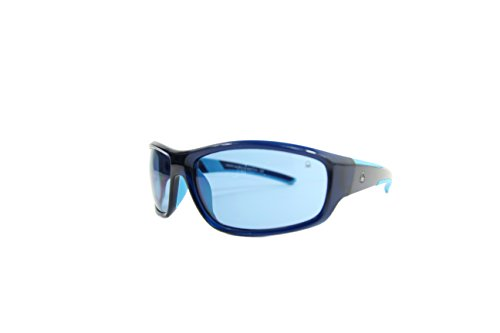 BENETTON Unisex-Erwachsene Sonnenbrille BE890S04, Blau (Blue/Azure), 63 Preisvergleich