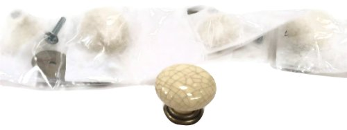 winchester-5-x-crackled-cream-solid-porcelain-knob-with-antique-finish-base