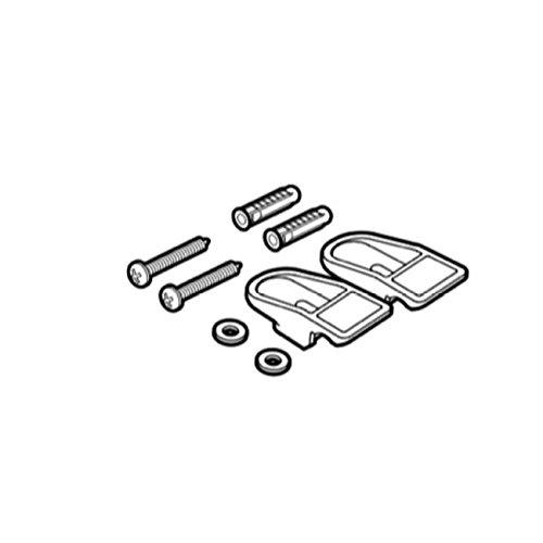 Roca av0012800r Ersatz Kit Tank Kunststoff Toilettensitze Colleción Bad-Porzellan-Bindung