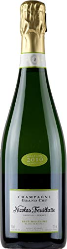 Nicolas Feuilatte Champagne Chardonnay Grand Cru 2010