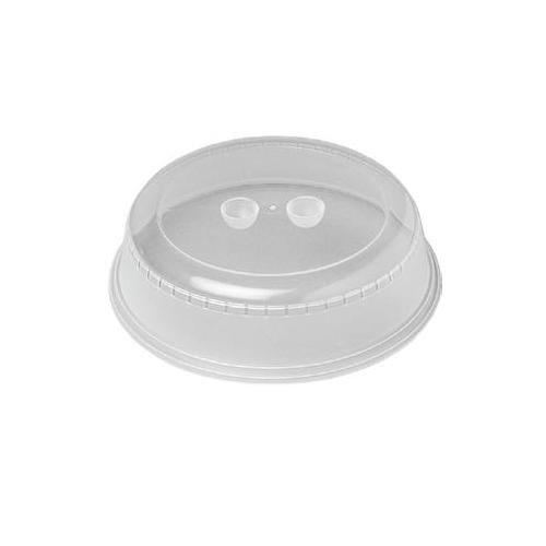 Viva-Haushaltswaren - Mikrowellenhaube / Mikrowellenabdeckhaube - Deckel / Tellerabdeckhaube für Mikrowelle Ø ca. 23 cm