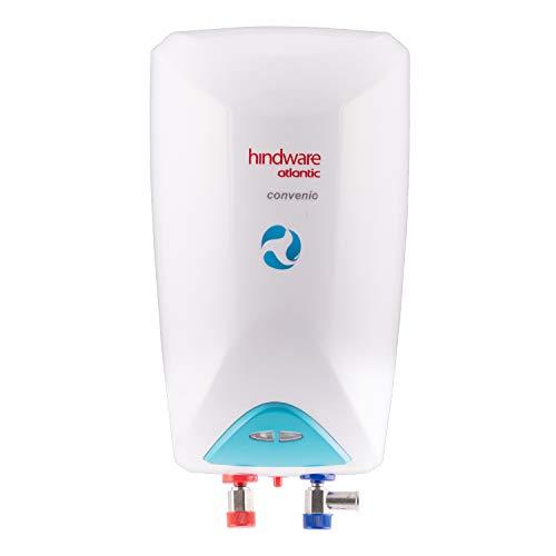 Hindware Atlantic Convenio HIWHCO3WI3VSS 3-Litre Instant Water Heater (White)