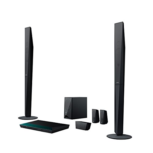 Sony BDV-E4100 Surround Blu-ray Heimkinosystem - 3