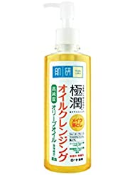 Rohto HADALABO Gokujun Cleansing Oil - 200ml (japan import)