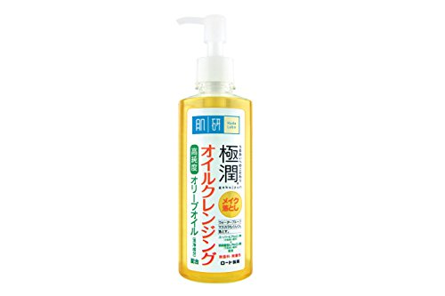 Rohto HADALABO Gokujun Cleansing Oil - 200ml japan