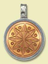 Amuleto vita a cerchio - Vita Pendente Del Cerchio