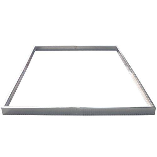 Zelsius - Stahl Fundament Rahmen, 380 cm x 190 cm, passend zum Aluminium Gewächshaus ASIN:...