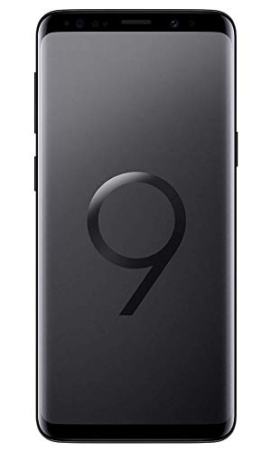 Samsung Galaxy S9 SM-G960FZKHINS (Midnight Black, 256GB) Without Offers