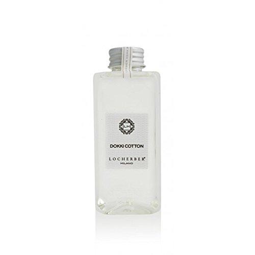 Locherber ricarica per diffusore fragranza dokki cotton 500 ml
