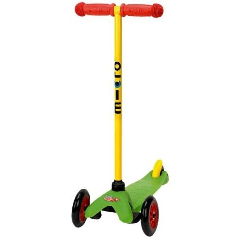 MICRO MINI Kickboard Lollipop green Kick Roller (Roller Mini Kick)