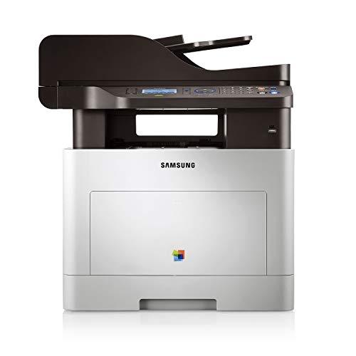 Samsung CLX-6260FR/SEE Farblaser-Multifunktionsdrucker (Drucker, Scanner, Kopierer, Fax, Netzwerk)