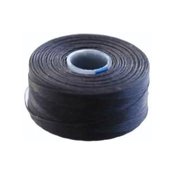 Bobine 71m Fil C-lon 0.06 mm gris fonc/é