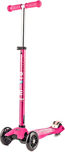 Micro Mobility MMD021 Maxi micro Deluxe Roller, Pink - Micro Sprite Blau Scooter