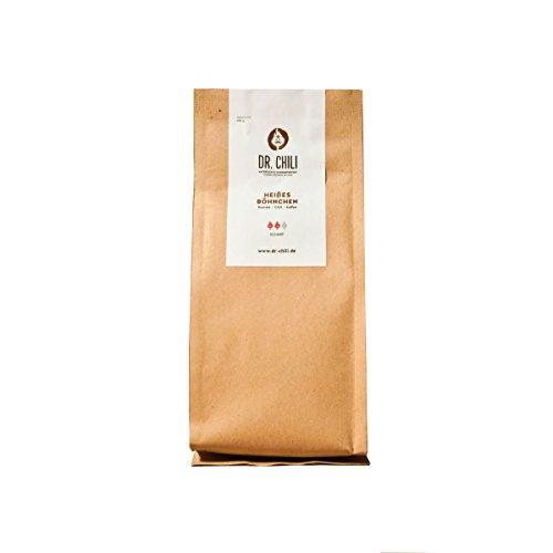 Dr. Chili Kaffee gemahlen mit Chili Habanero (250g) Filterkaffee, Pulverkaffee