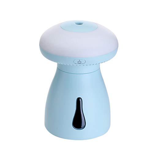 Información del Producto:Material: ABSTamaño del producto: 137 mm x 96 mm x 96 mmColor: Azul, Rosa, NegroAumenta la humedad del aire, hidratando tu piel.Muy portátil y fácil de usar.Un gadget de estilo de vida saludable, es ideal para su hogar, ofici...