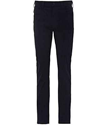 Armani Jeans Men's Slim Fit J45 Jeans Black