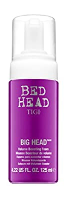 BED HEAD Big Head Volume Boosting Foam 125 ml - low-cost UK light store.