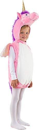 Mädchen Einhorn Tier Mythisch Magische Biest Hupe Wings Welttag des Buches-Tage-Woche Karneval-Party Kostüm Kleid Outfit