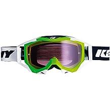 Kenny Titanium–Gafas unisex, color verde neón