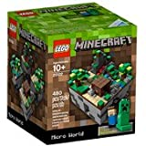 Lego Cuusoo Minecraft Building Set