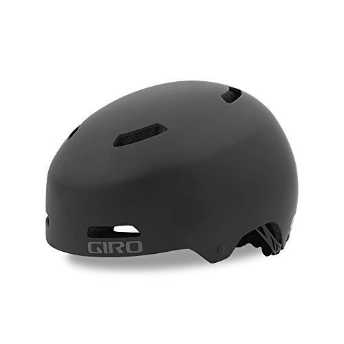 Giro Quarter FS BMX Dirt Fahrrad Helm schwarz 2017: Größe: L (59-63cm)