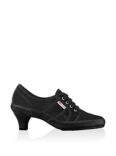 Damenschuhe- 2148-velw Full Black