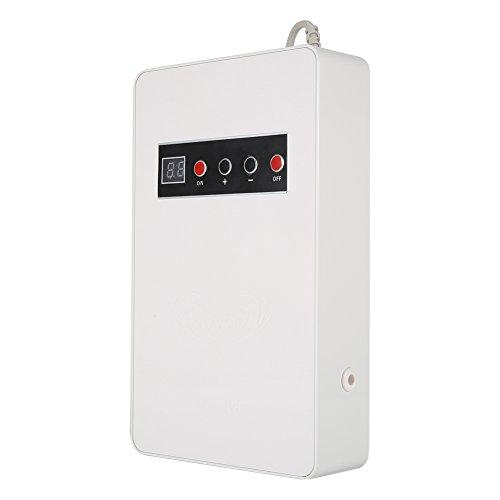 220 V 50Hz 600 milligramm/h Ozon-generator Ozonisator Wasser Sterilisator Lebensmittel Gemüse Obst für Haus und Büro verwenden (weiß)
