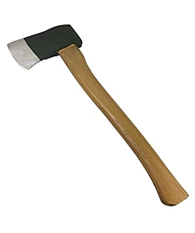 REALISTIC FOAM HATCHET with or without BLOOD stains, Theatre Movie Horror Prop Fancy Dress
