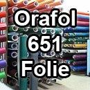 Oracal 651 - Orafol Folie Meterware 31,5 cm Folienhöhe glanz für Küche / Bad / Auto / Dekoration Farbe 23-creme - glänzend, für Küchenschränke und Dekoration, Autobeschriftung, Wandschutzfolie, Möbel, Aufkleber