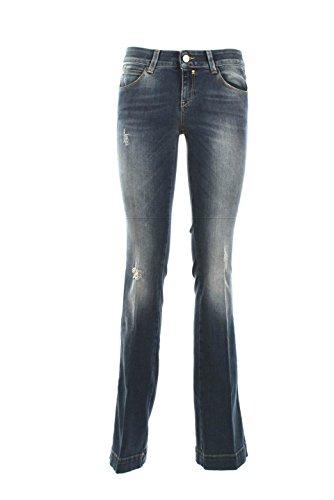 Pantalone Donna Kaos Collezioni 32 Denim Fijbl037 Autunno Inverno 2015/16