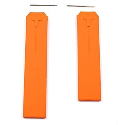Correa Caucho naranja Tissot T-Touch T610014615 Z252/Z253