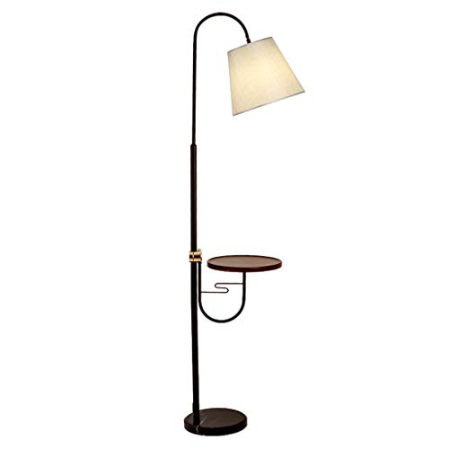 Lampadaire nordique Salon Canapé Lampadaire Chambre Lampe de chevet Lampe de table américaine simple Lampe de table verticale (Size : 167x30cm)