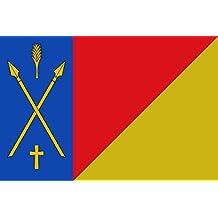 magFlags Bandera Large El tercio del asta | bandera paisaje | 1.35qm | 90x150cm