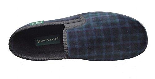 Dunlop  LANCS, Herren Hausschuhe Blau