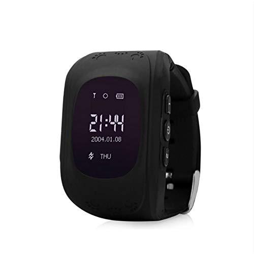Smartwatch für Kinder, Smartwatch mit SIM-Kontroll-Anrufen, Anti-Verlust-GPS-Tracker, SOS Voice Chat, GPS-Armband, Parent Control App