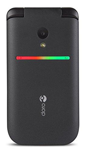 Doro PhoneEasy 609 schwarz inkl. Ladeschale und Headset