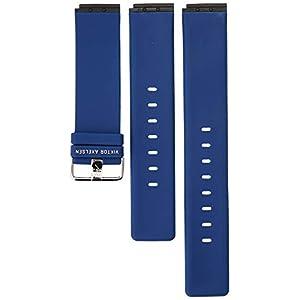BERING Unisex Erwachsene Silikon Uhrenarmband PT-15540-BVLX1