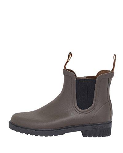 Gummistiefel Chelsea Braun Gr. 41 - (473370-20 Brown Gr. - Tretorn Schuhe