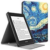 Fintie Flip Case for All-New Kindle Paperwhite (10th Generation, 2018 Release) - Multiple