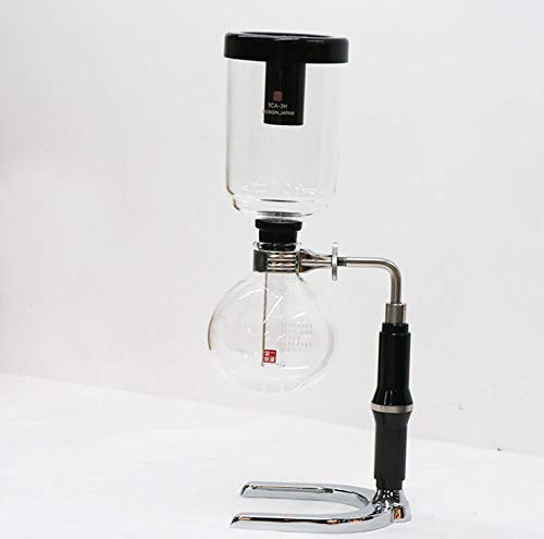 Syphon Cup (YUCHENGTECH Syphon-Kaffeemaschine, Halogenstrahl-Heizer, Infrarot-Wärme, für Syphon-Kaffeemaschine, YUCHENGTECH, 2 Cups(240ml))