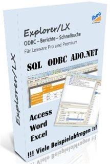 Preisvergleich Produktbild Explorer / LX 3.6 - Das Schweizer Taschenmesser für Lexware pro oder premium 2015!
