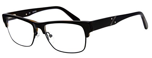 Guess Brille GU 1783 BLK 53 Brillengestell Glasses Frame Herren UVP 148€