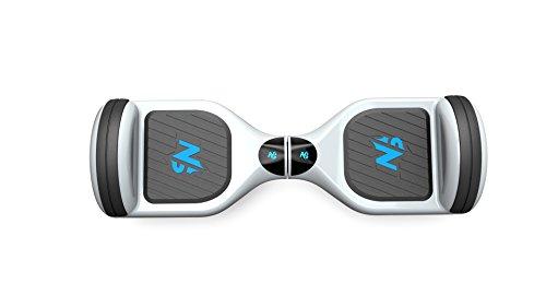 Preisvergleich Produktbild New Shoot Classic Skateboard Elektrische Unisex Erwachsene,  Weiß