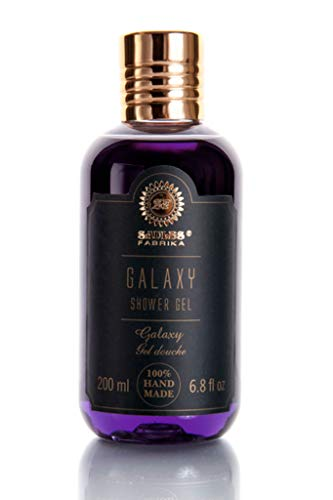b10f9dbbdd5e SAULES FABRIKA Damen Herren Duschgel Kosmetik Shower-Gel Wellness  SPA-Erlebnis Duft: Galaxy