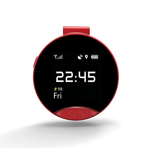 COLOM Bluetooth Elegante reloj de bolsillo Reloj smart Sports,1.22