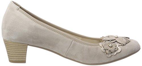 Gabor Basic, Chaussures À Talons Pour Femmes Multicolores (puder / Muschel)