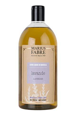 Marius Fabre 'Herbier' : Flüssigseife Lavendel Nachfüll > 1 Liter -