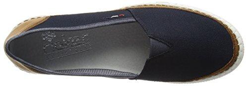 Rieker M2752 Damen Slipper Blau (cayenne/pazifik / 25)