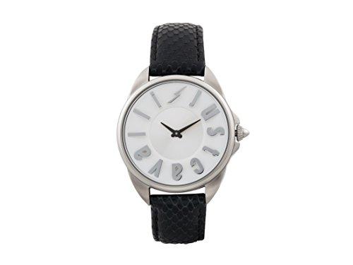 Just Cavalli Reloj Analogico para Mujer de Cuarzo con Correa en Cuero JC1L008L0015